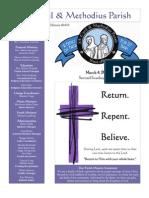 Bulletin - March 4, 2012
