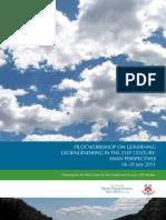 Geoengineering Report