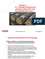 04-Surfaces Tribology Dimensional Characteristics