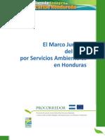 El Marco Juridico del PSA en Honduras