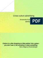 Cross Culture Advertising