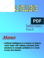 Artificiail Intelligence