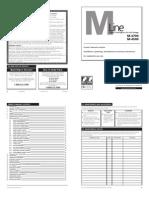 Garage Door M Line Manual 8030628