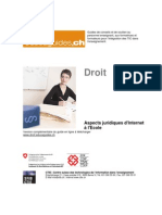 Educaguide; droit, internet