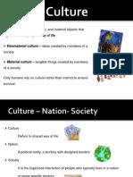Culture - 1