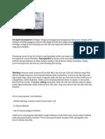 Stockpile Management Berfungsi Sebagai Penyangga Antara Pengiriman Dan Proses