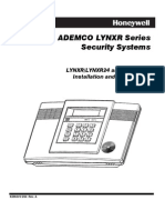 Ademco Lynx Alarm Manual