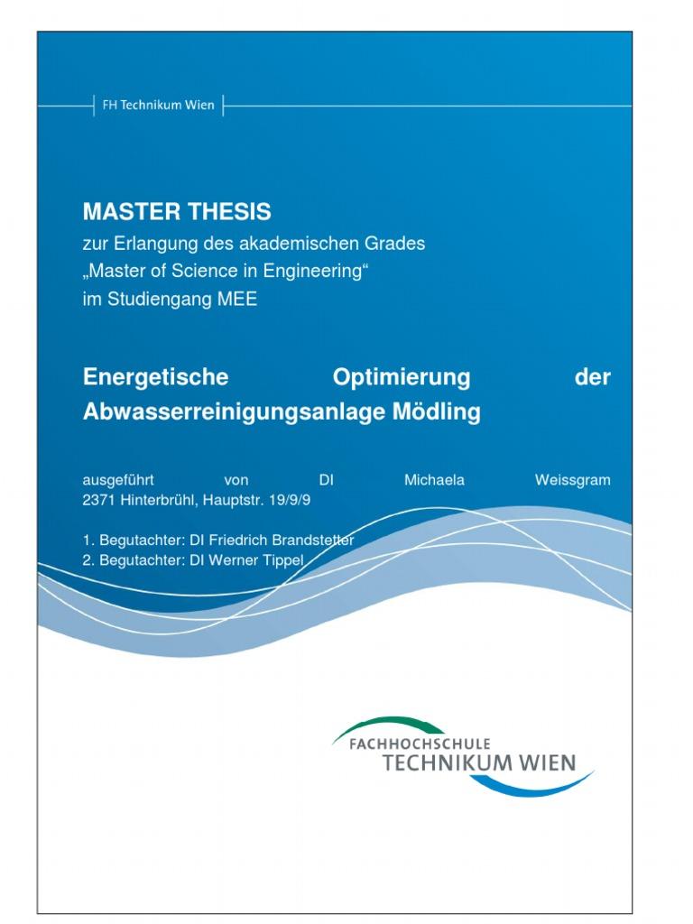 Master thesis grade