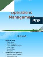 Operations Management Ppt @ BEC DOMS BAGALKOT