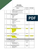 Materi Kuliah Oseanografi Semester Genap 2011-2012-New