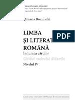 Primar Romana IV Cadru Didactic