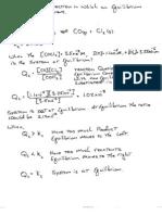 Chemical Equilibrium Part 2