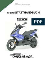 Werksatthandbuch JetC Tech