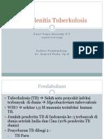 Limfadenitis Tuberkulosis