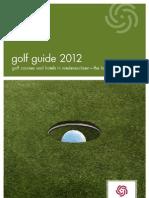 Golf Guide 2012 Englisch