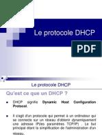Mod2_Le Protocole DHCP