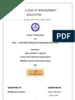 18924860 Icici Bank Report