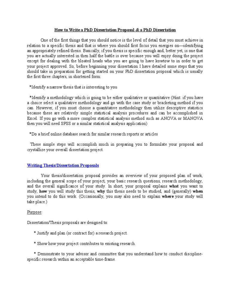 7 Tips: How to Write PhD Proposal for Your Dissertation [+Templates]