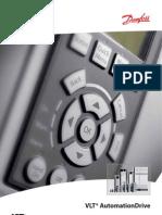 Danfoss VLT FC300 VLT Automation Drive DKDPB13C102