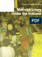 Lowry, Malcolm - Under the Volcano