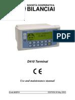 D410 Manuale En