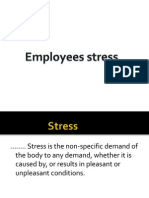 Employees Stress