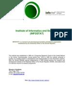 Infostat Profile