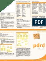 Leaflet Pdrd