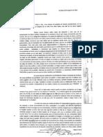 Carta Confronte BH Completa 18-08-2011
