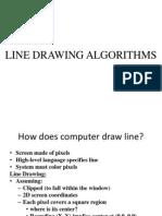 Line Drawing Algorithms