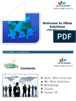 Iwise Solutions