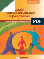 Conciliación y corresponsabilidad de mujeres y hombres
