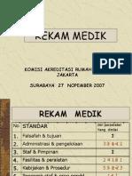 Rekam Medik -2007