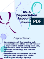 42 Accounting for Depreciation
