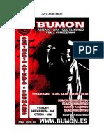 Artes Marciales | Defensa Personal | Bumon