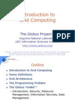 Grid Computing Intro