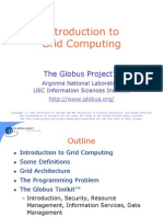 Grid Computing Intro