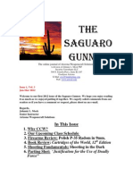 Saguaro Gunner Jan-Mar 2012