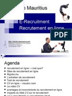 E-recrutment Ashesh Bcm221108