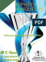 Trophées des Vainqueurs 2012
