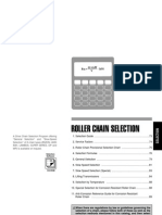 CHAIN Calculation
