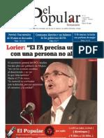 El Popular N° 172 - 2/3/2012