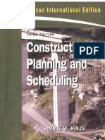 Construction Planning & Scheduling