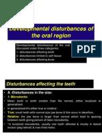 Developmental Disturbances of the Oral Region 15