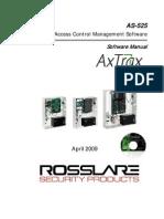 As-525 Axtrax Software Manual 190409