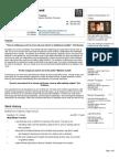 Jason Sand VisualCV Resume