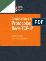 Arquitetura e protocolos de rede TCP-IP