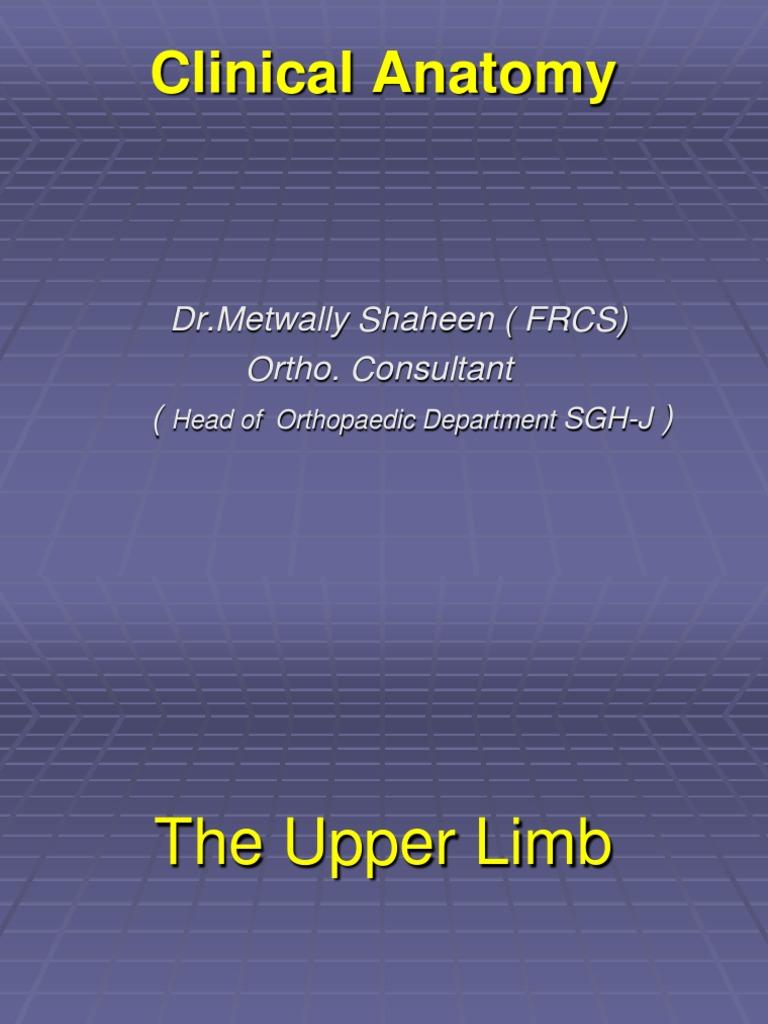 MCQ Upper & Lower Limb 2 | Foot | Knee