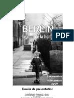 Berlin Le Mur de La Honte