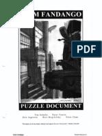 Grim Fandango Puzzle Document - Original